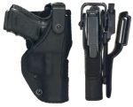 KNG Holster with Head Lock HDL Retention Low-Ride