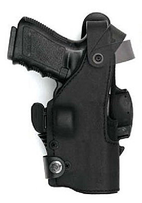 KNG Holster with Thumb-Spring and Side Retention Lock