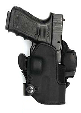 Open-Top Side-Release KNG Holster KNGxxSR