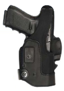 Thumb-Break KNG Holster with Push 'n' Draw retention lock