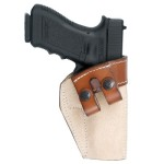 YAMAM Leather IWB holster - Issued to Israeli Yamam Anti-Terror unit.