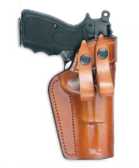FL22xx Leather IWB Holster with Belt Loops