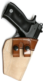 Yammam Deep Concealment Leather IWB holster