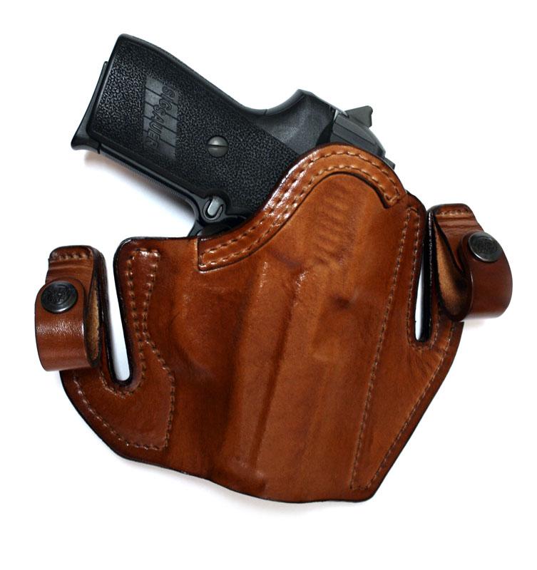 Deep Concealment Tuckable IWB Holster | 7.62 Precision Custom ...