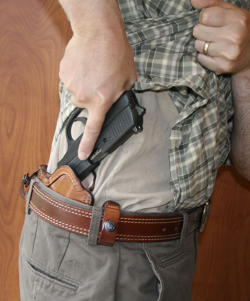 concealed carry You can apply for concealed handgun permits and renewals at our two sheriff's  offices please do not bring your weapon justice center get a new permit 9:00.